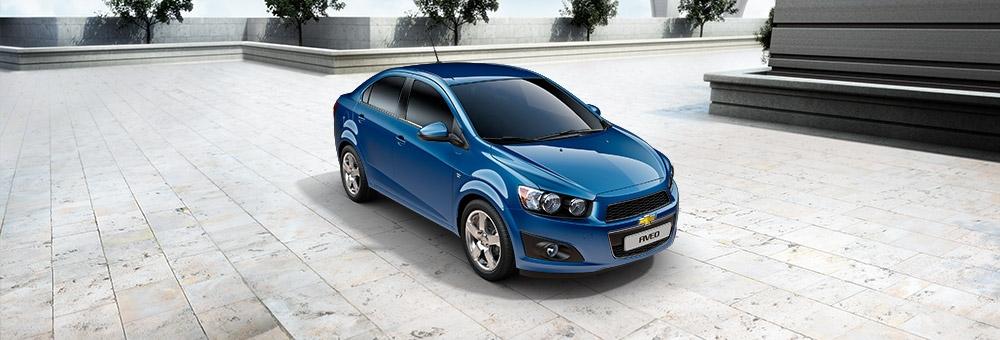 Новый седан Chevrolet AVEO - от …